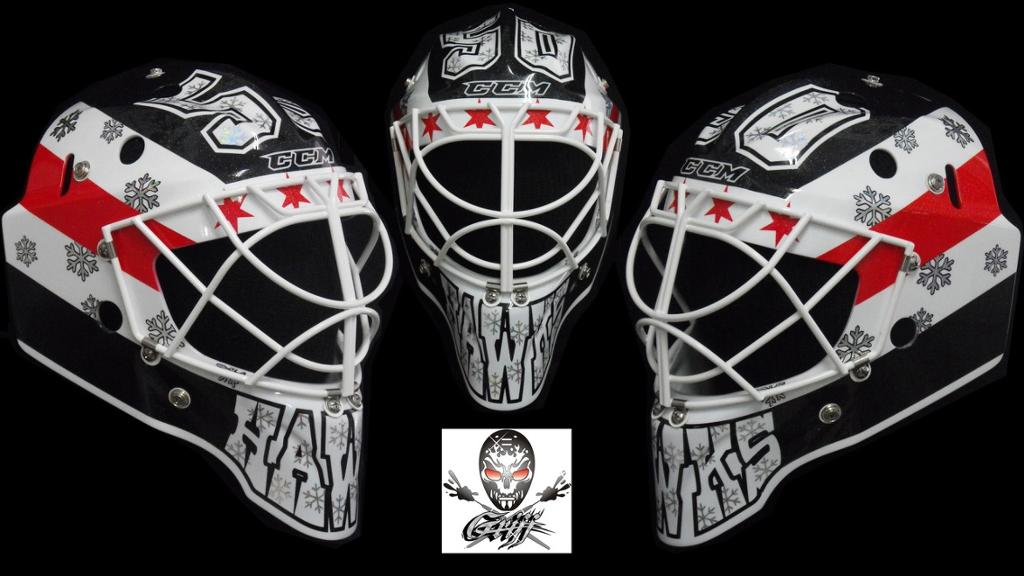 Crawford To Debut New Mask For Stadium Series