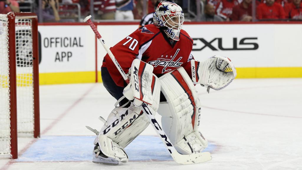 Holtby Nicked Up Expected To Play Game 4