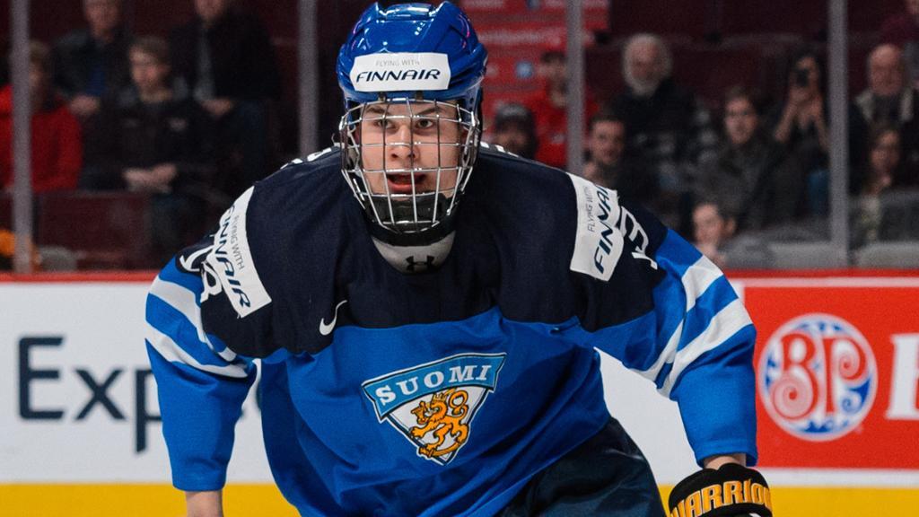 Puljujarvi propels Finland to World Under-18 gold