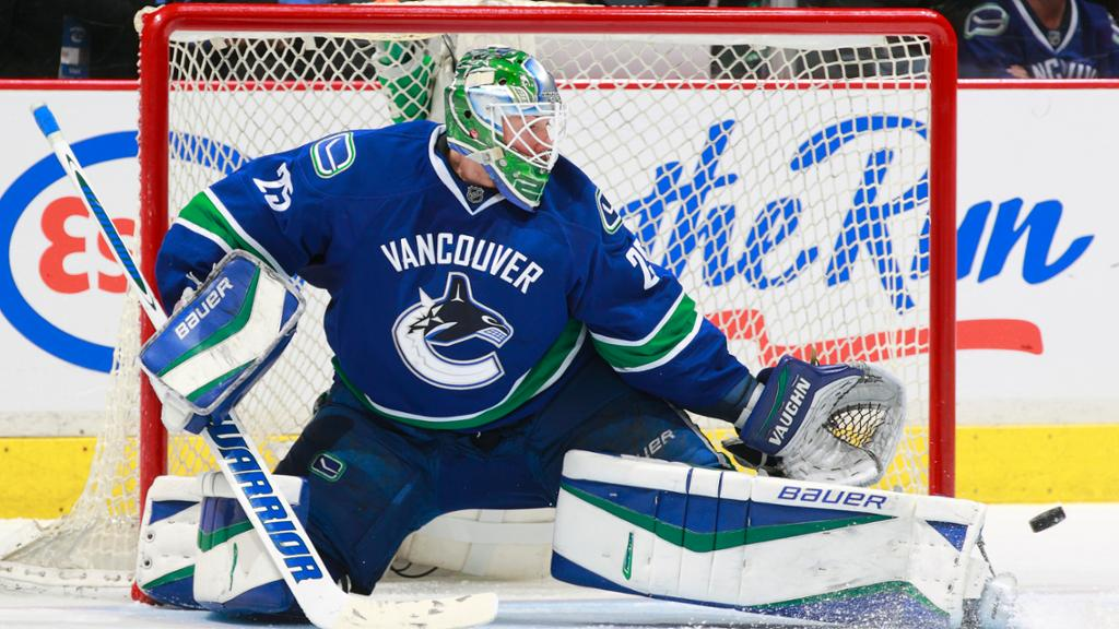 Jacob Markstrom Signs Extension With Canucks