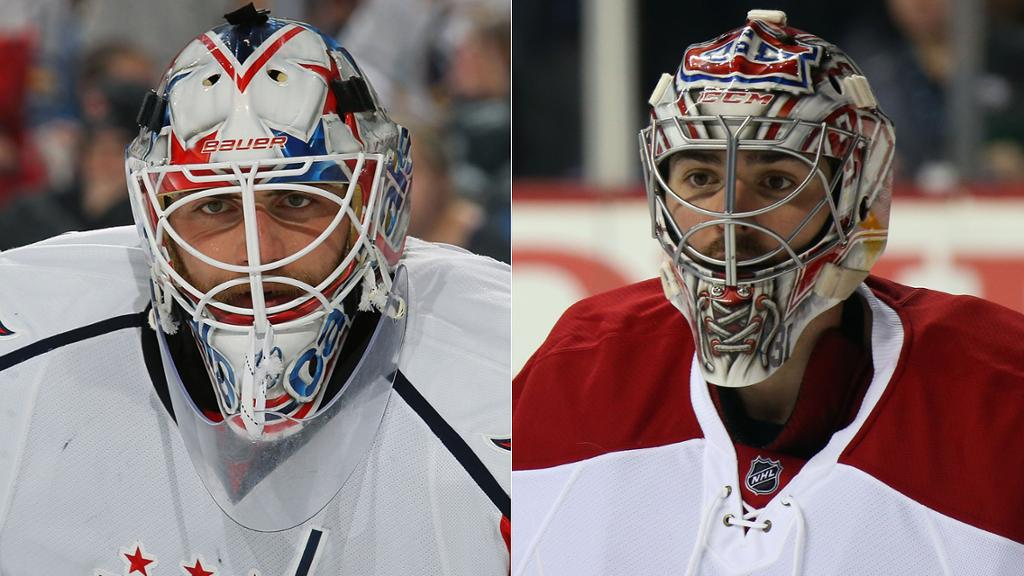 Braden Holtby Carey Price Should Start At World Cup