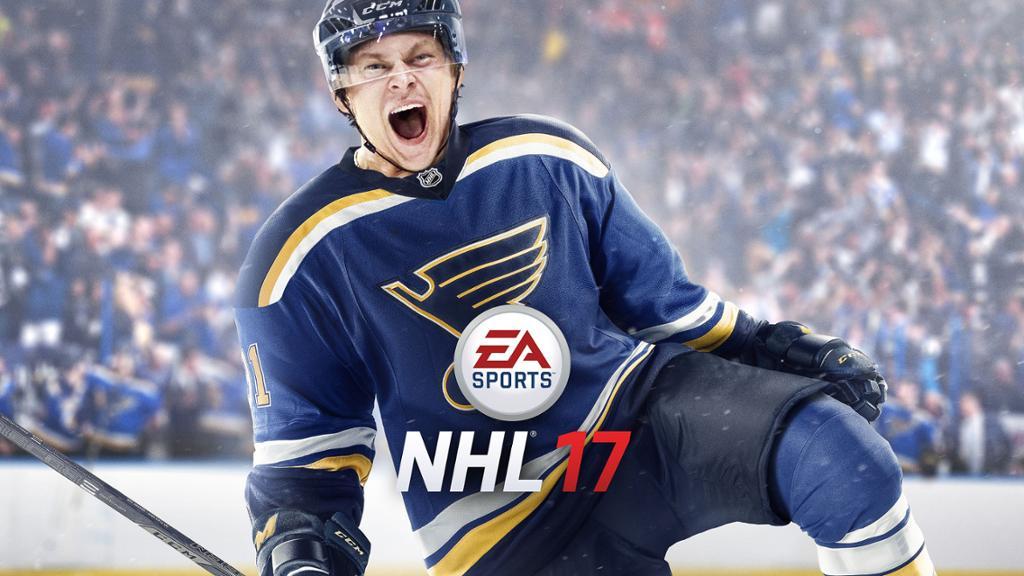 Tarasenko wins NHL 17 cover vote