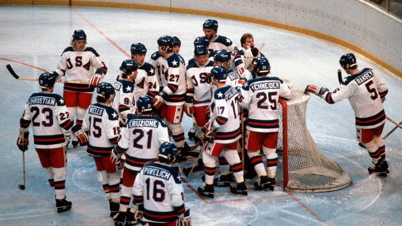 Look At Miracle On Ice Players After Lake Placid