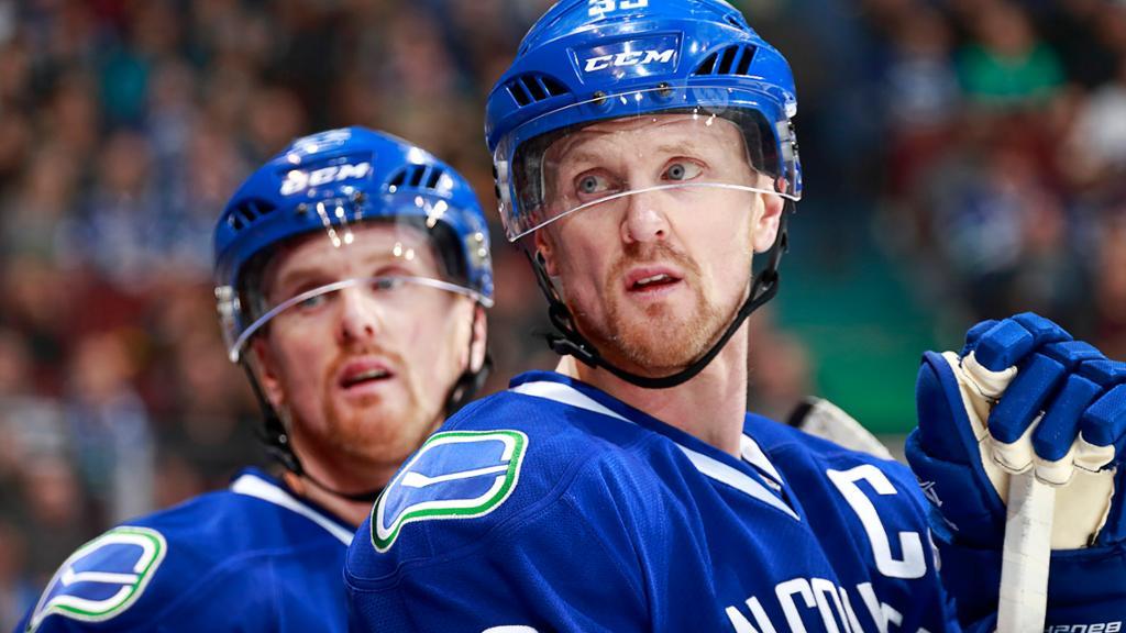 Canucks to retire Sedins' jerseys next season | NHL.com