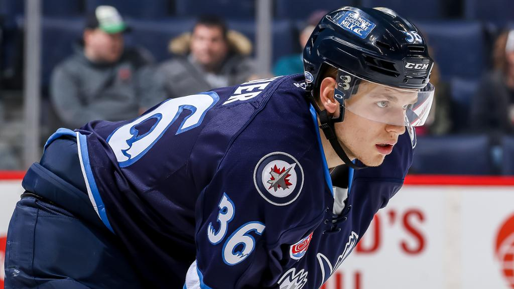 Jets Recall Nelson Nogier