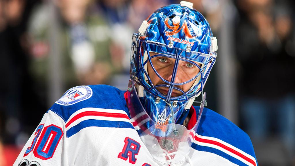 Henrik Lundqvist To Play This Weekend For Rangers