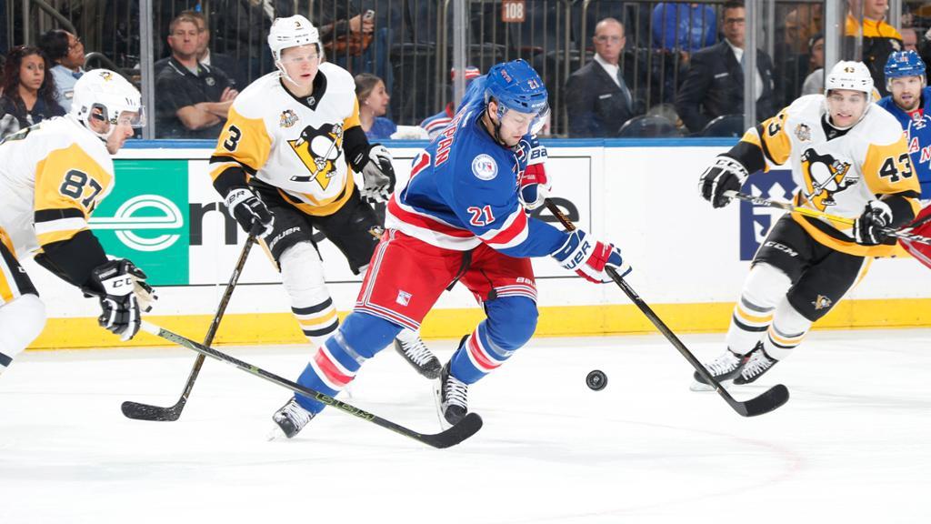 Rangers vs. Penguins 3.31.17: Pregame Notes