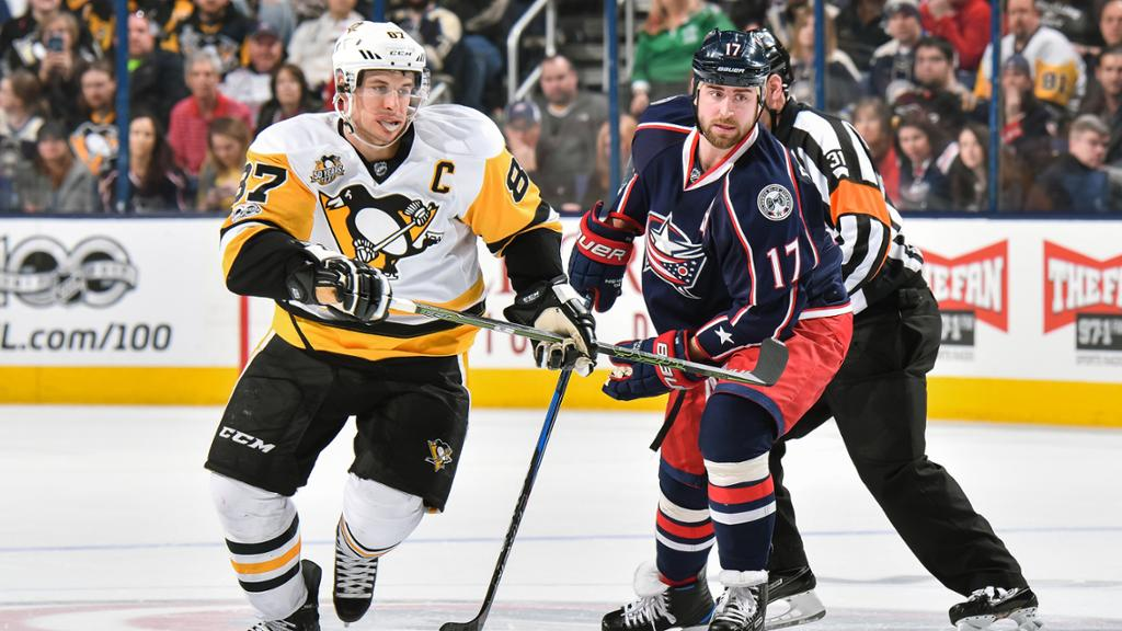 Penguins vs. Blue Jackets playoff preview