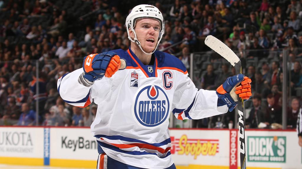 Connor McDavid of Oilers wins Art Ross Trophy