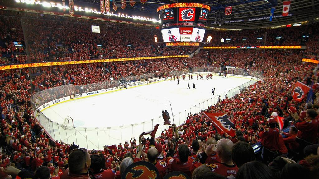 Flames Will Not Pursue New Arena In Calgary