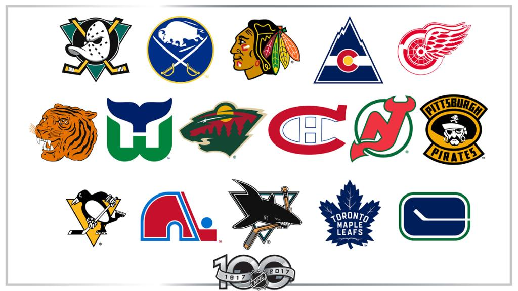 Greatest Nhl Logos Of All Time
