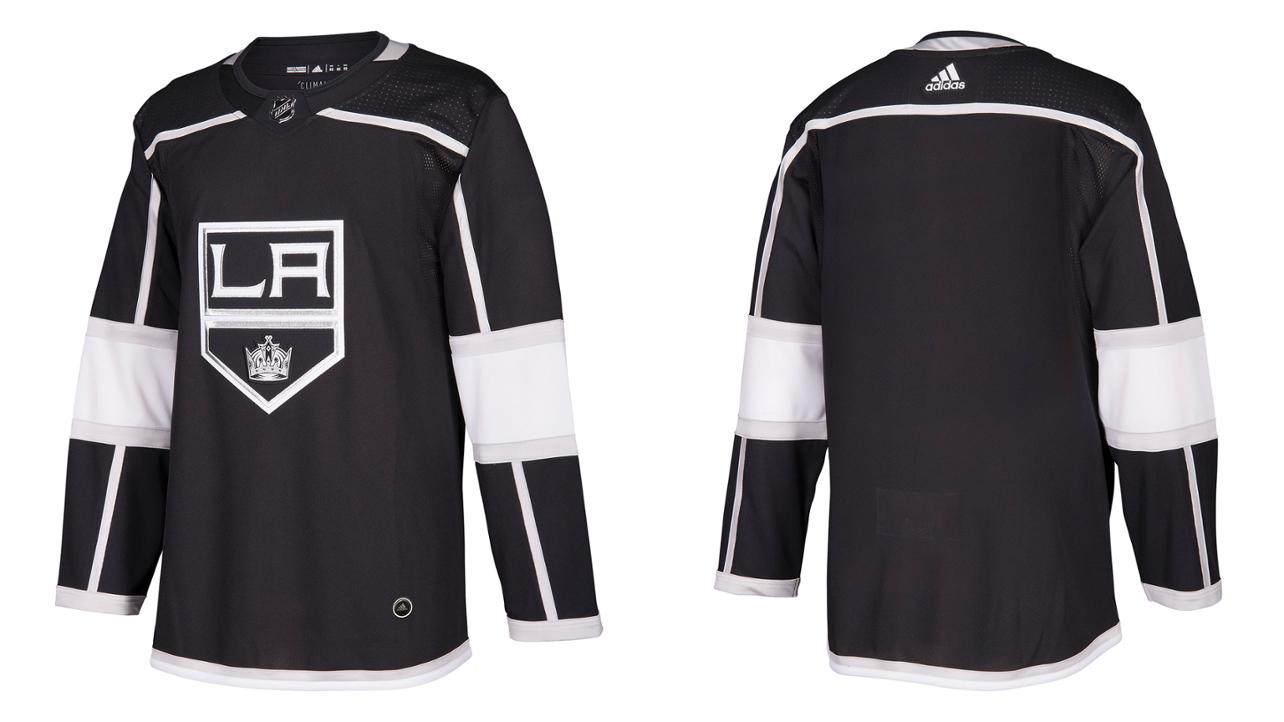 New LA Kings adidas Jersey Unveiled for 2017-18 Season