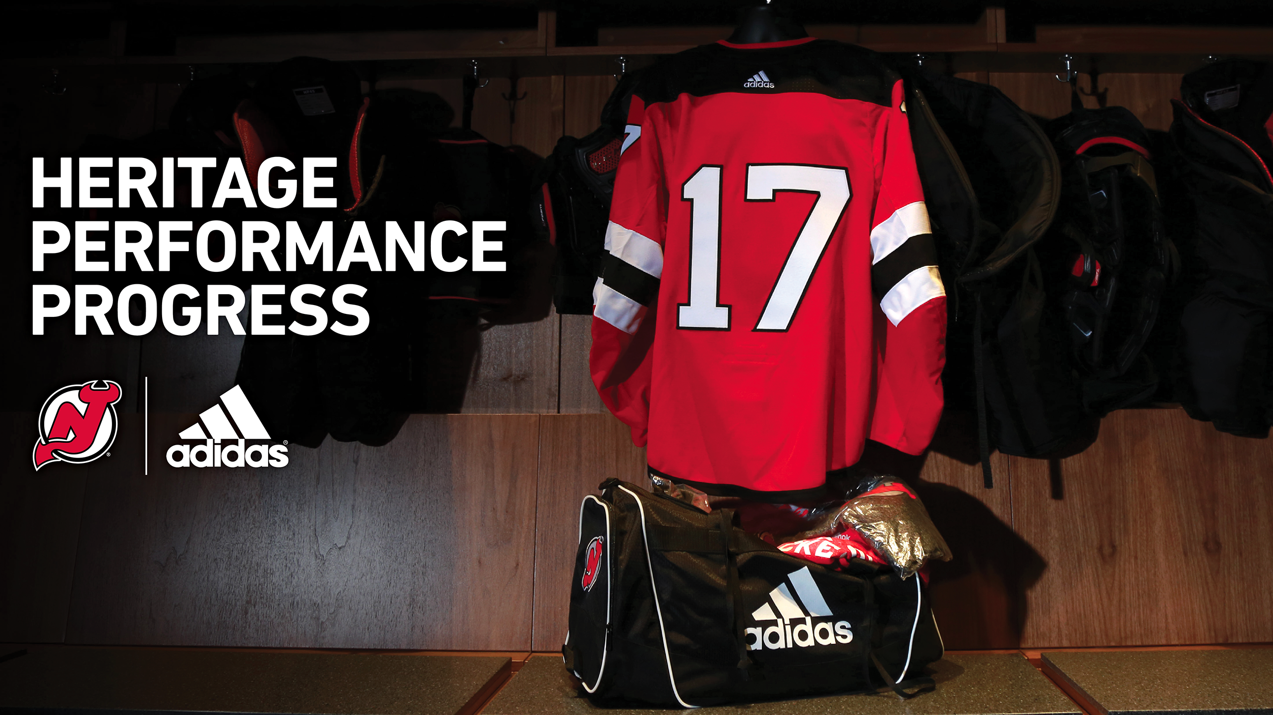 New Jersey Devils - Jersey stall