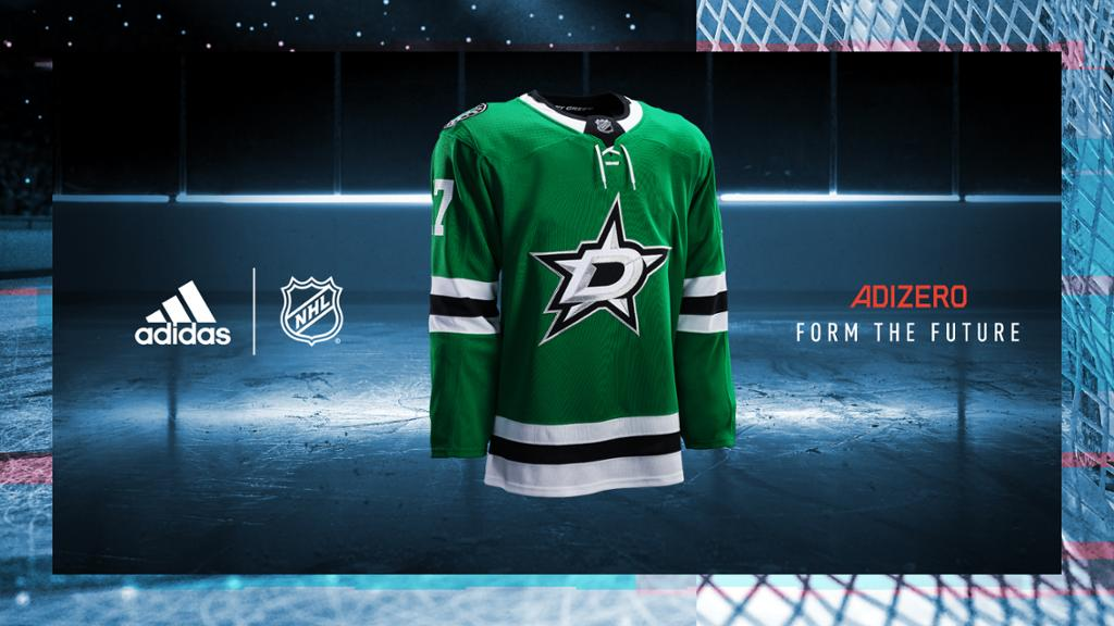 NHL and adidas unveil new uniforms for 2017-18 season