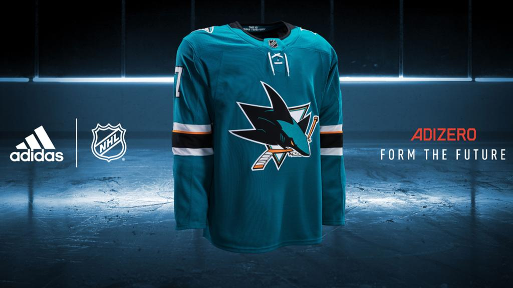 NHL and adidas Unveil New Uniforms for the 2017-18 Season