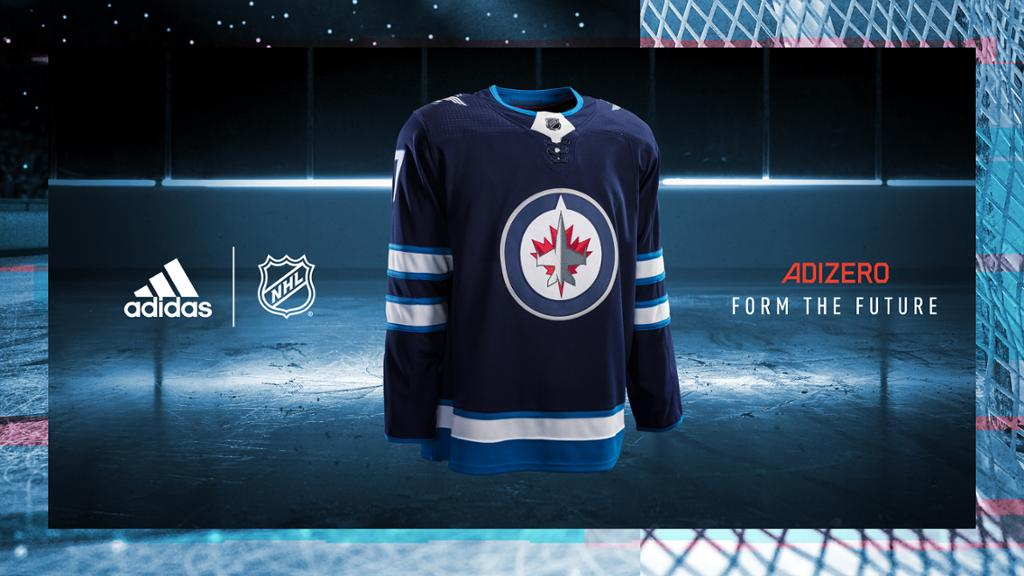 Nhl And Adidas Unveil New Uniforms For 2017 18 Season