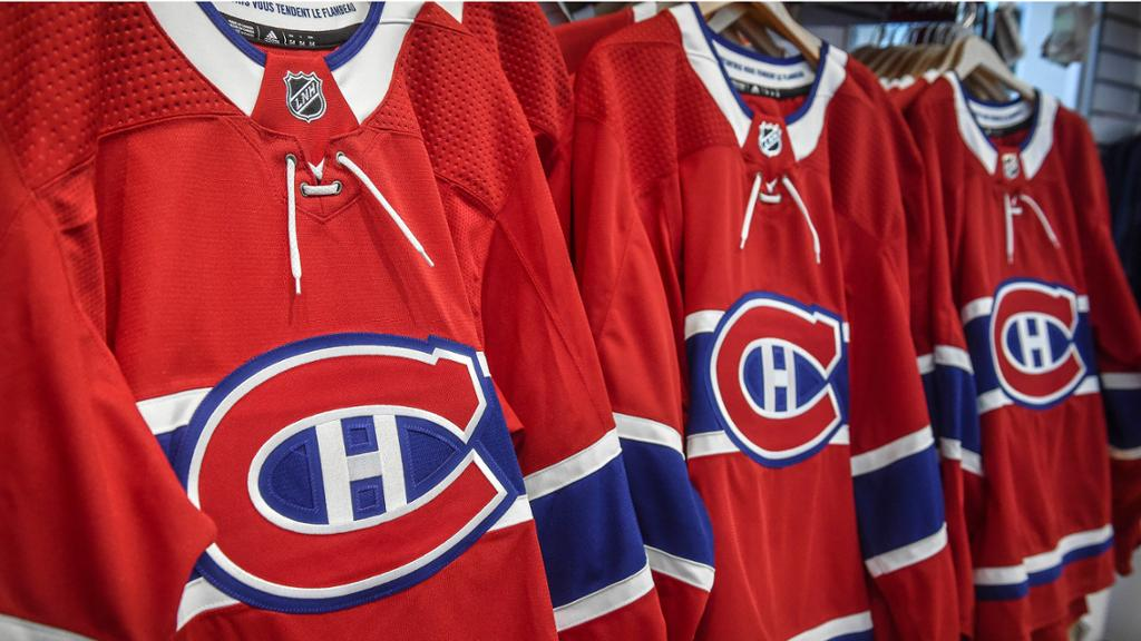 Byron Froese Montreal Canadiens Player Swingman Jersey