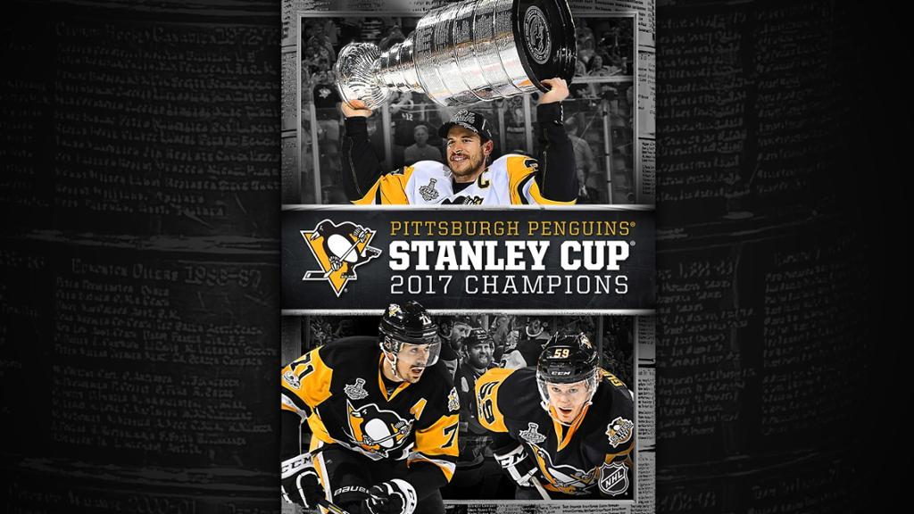 Back To Back The Penguins Hoist The Stanley Cup For The Fifth Time