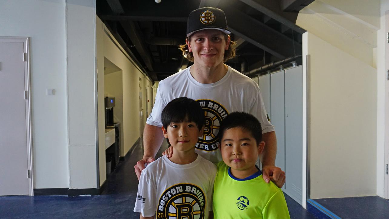 Bruinsglobal Learning Importance Of Off Ice Training