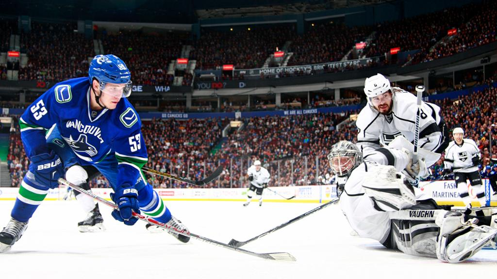 Canucks Kings Say 2017 Nhl China Games Huge For Us