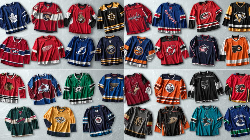 Adidas adizero Authentic jerseys now available at Shop.NHL.com