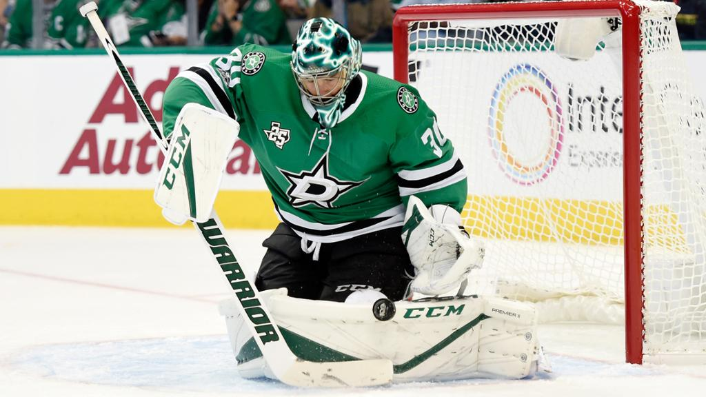 Ben Bishop 'fine' after exiting loss to Vegas with injury