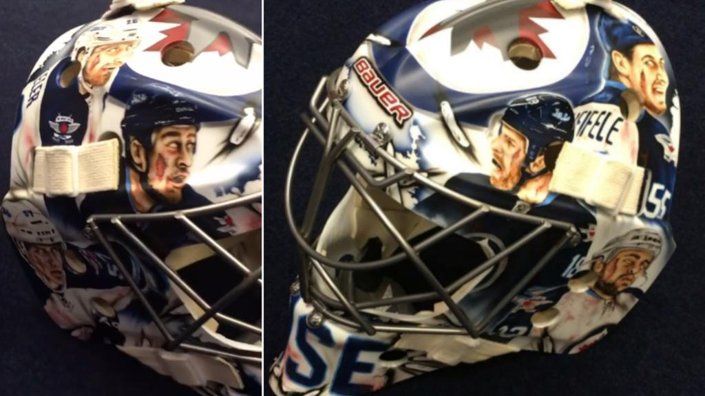 Mason S New Halloween Mask Features Jets As Zombies