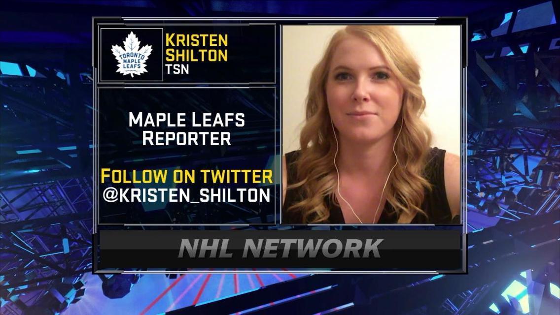 Nhl Now Shilton On Leafs Nhl Com
