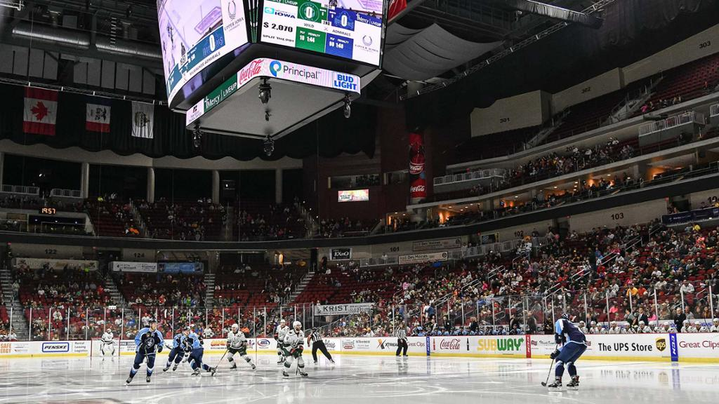 Hockey History In Des Moines Dates Back More Than Six Decades