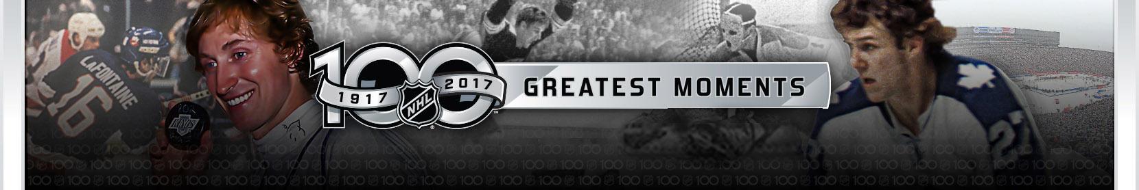 NHL Greatest Moments Bracket Challenge