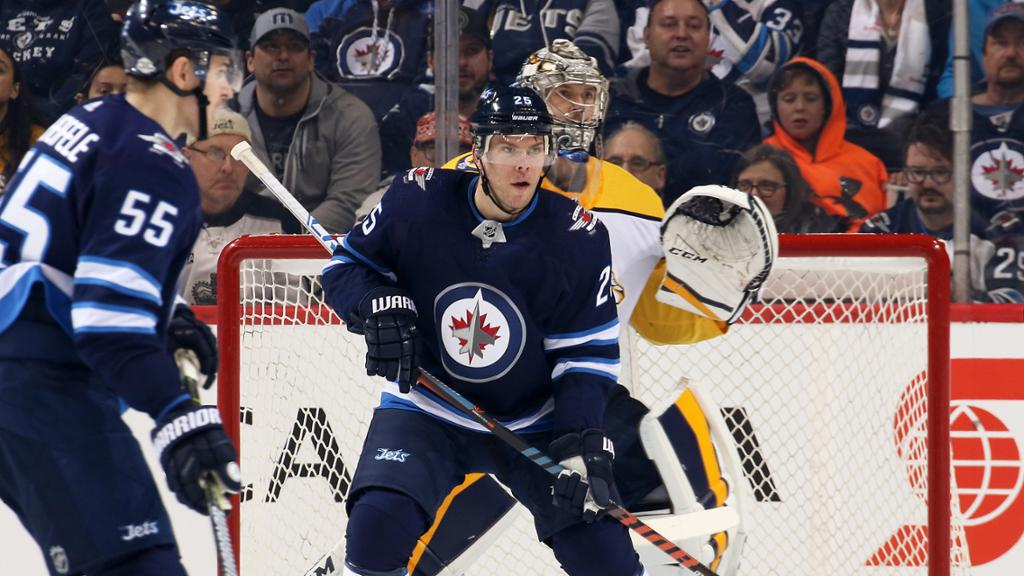 Wheeler Jets Excited To Welcome Stastny To Winnipeg