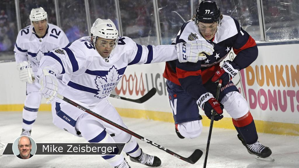 Maple Leafs Fail To Get Revenge On Capitals At Stadium Series
