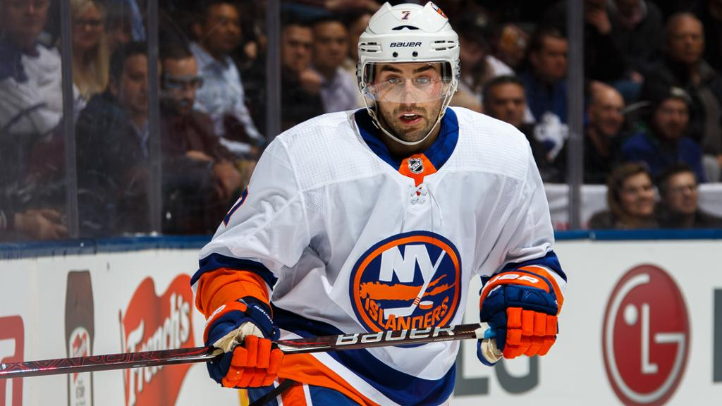 Eberle not talking contract with Islanders