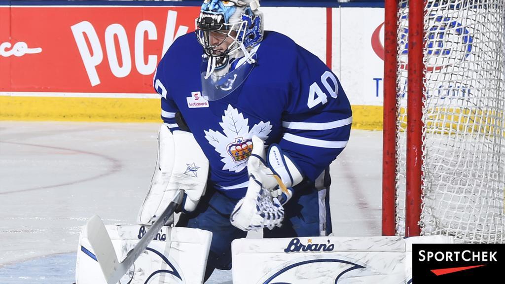 Maple Leafs Loan Garret Sparks To Toronto Marlies