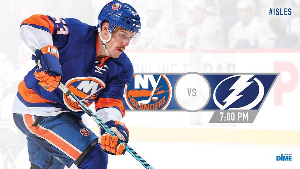 Game Preview: Islanders vs Lightning   NHL.com