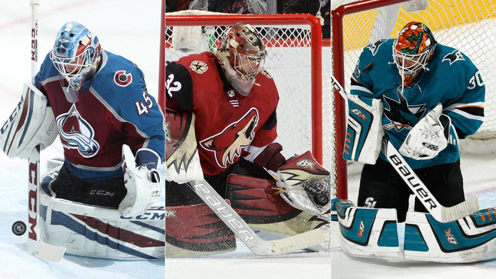 Shorter Goalies Find Niche In What Has Become Big Man S Position
