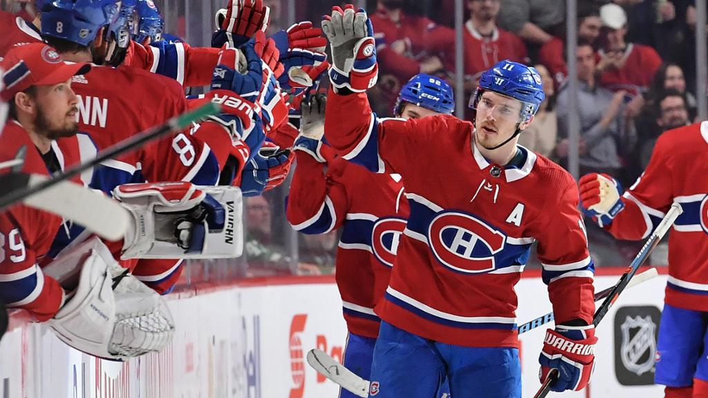 Brendan Gallagher named the Canadiens' Molson Cup Player of the Year