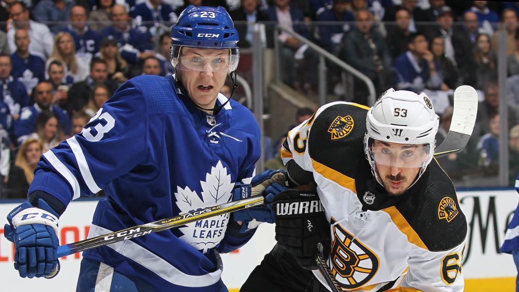 Five Takeaways Leafs Vs Bruins 04 23 18