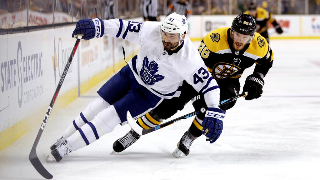 Bruins Maple Leafs Game 7 Facts Figures