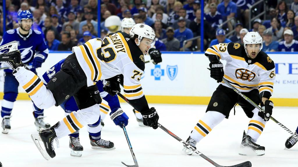 Bruins Lack Of 5 On 5 Scoring Among Reasons For Playoff Elimination