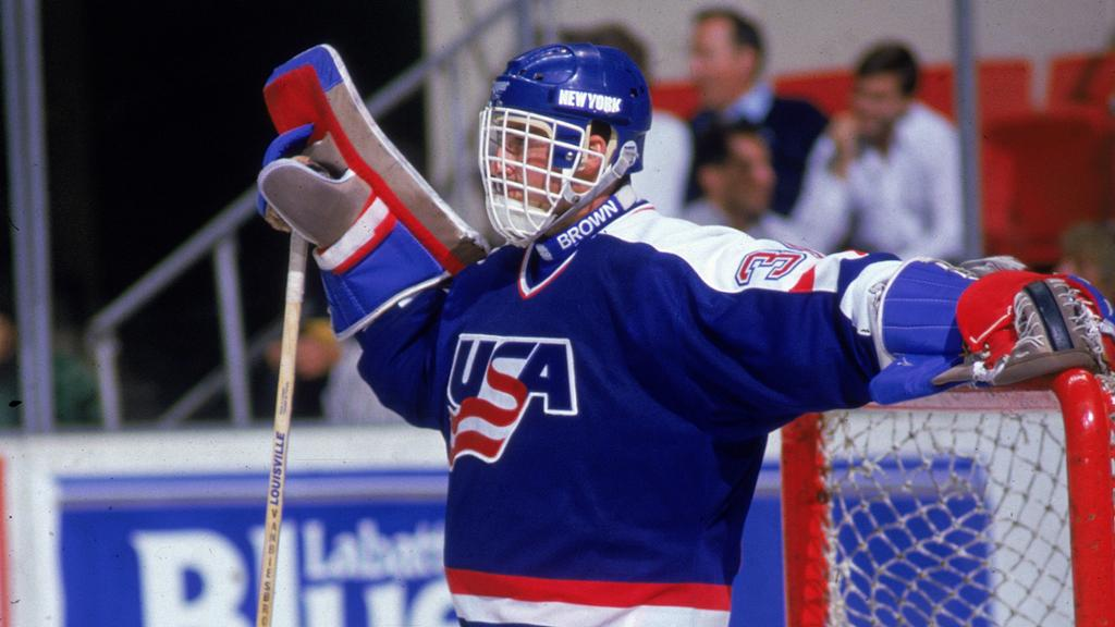 Vanbiesbrouck Set For New Role With Usa Hockey