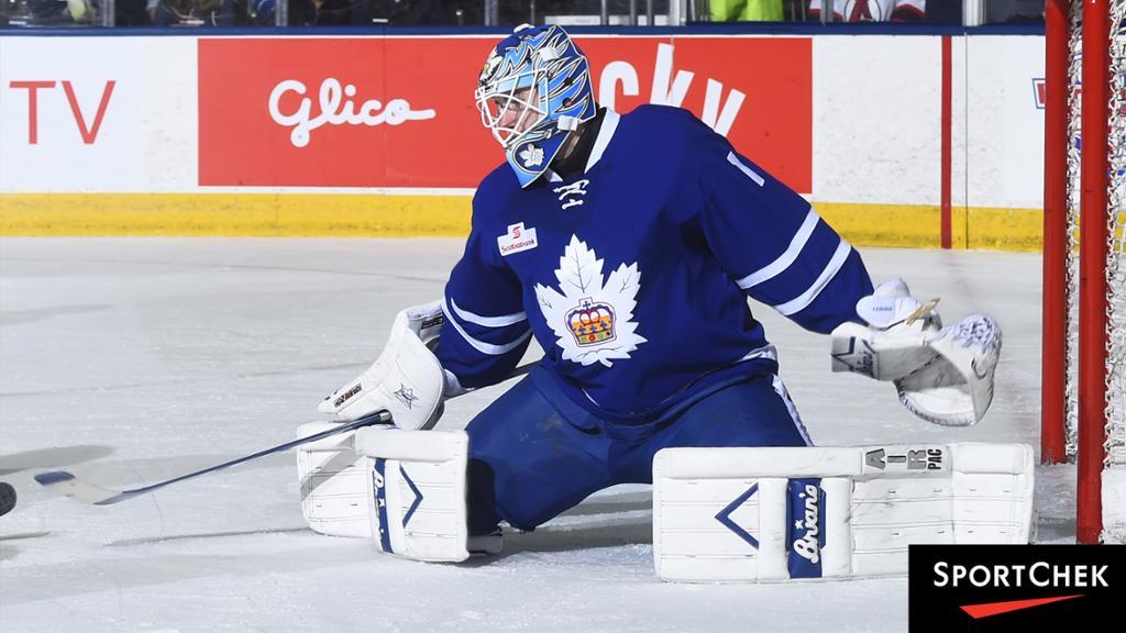 Maple Leafs Sign Kasimir Kaskisuo