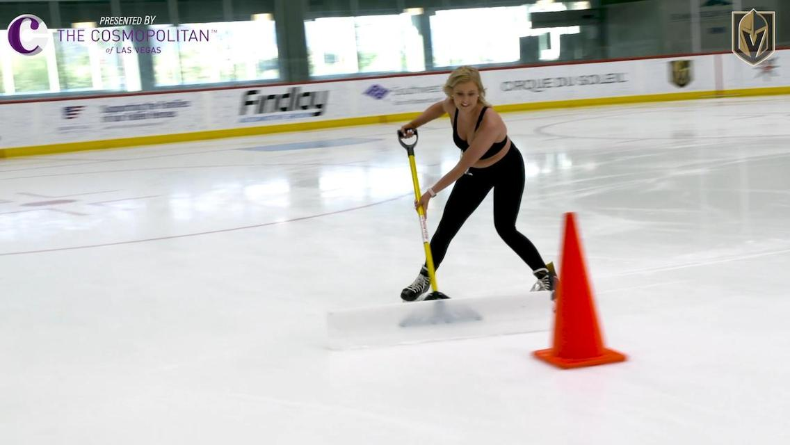 Ice Crew Auditions Day 1 Nhl Com