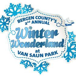 Bergen County Winter Village logo