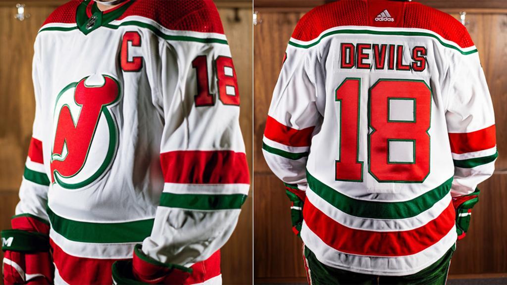 Devils unveil throwback heritage jerseys for 2018-19