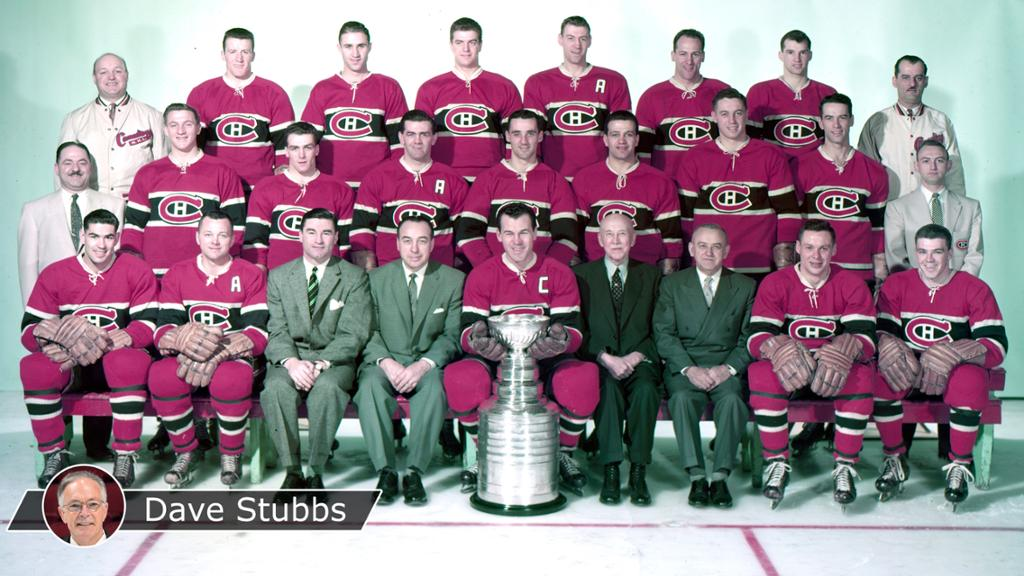 Canadiens Began Historic Cup Run In 1955 56