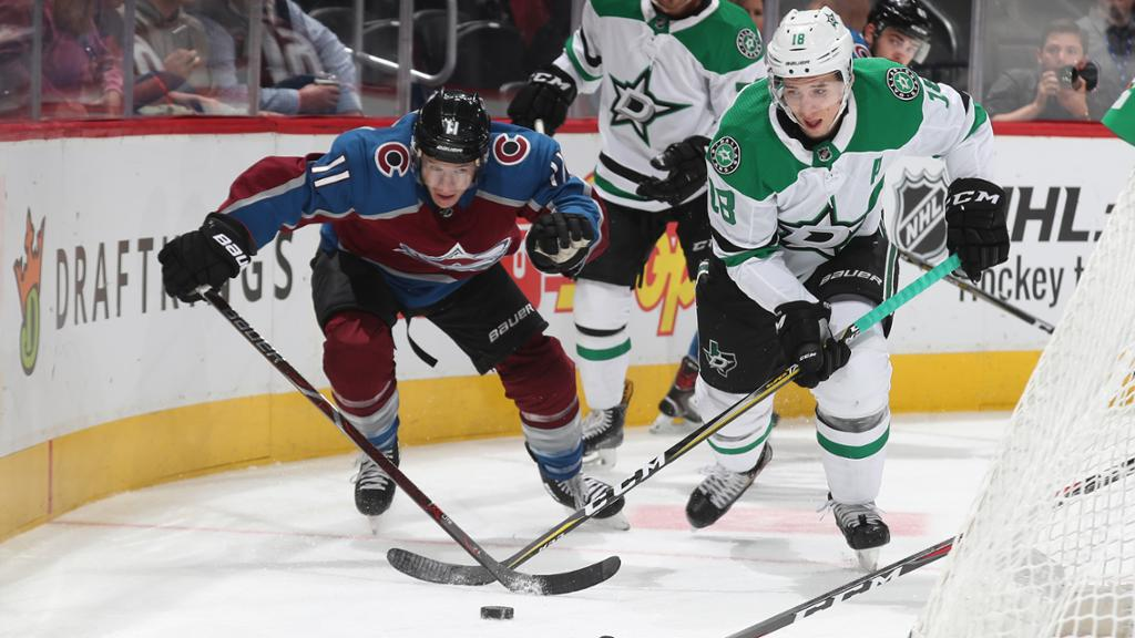 Avalanche Finishes Back-to-Back at Home versus Stars
