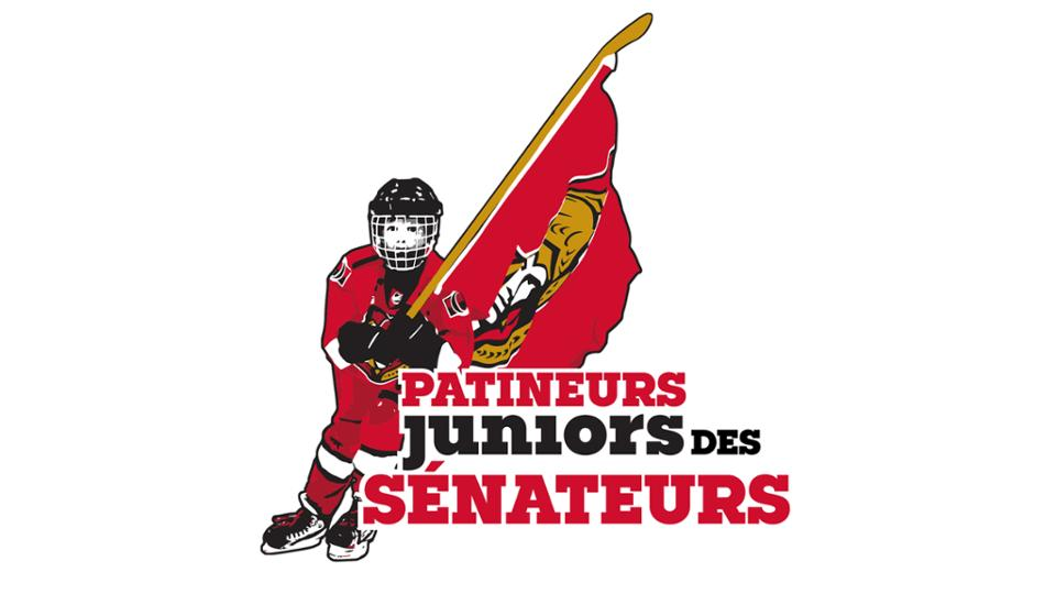 Patineurs Junior des Senateurs