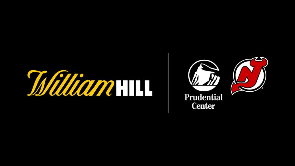 William Hill partners with New Jersey Devils and Prudential Center
