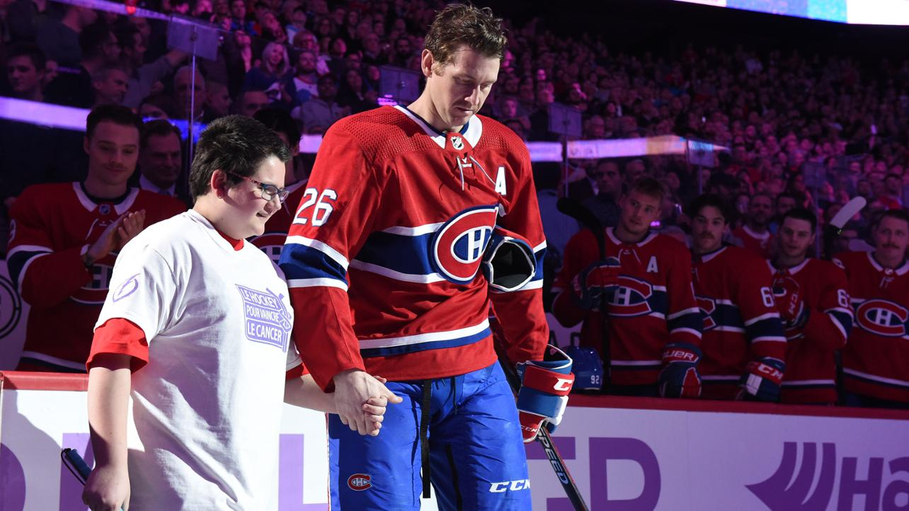 Petry Inspired By Loss Of Grandfather To Lead Canadiens Bowvember Effort